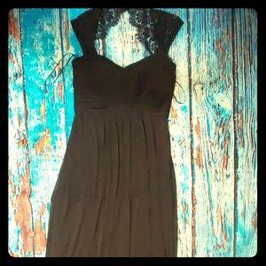 Scarlett Dress Black Dress Size 8